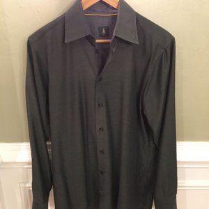 Robert Talbott button down shirt